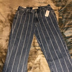 Two jeans pacsun and denime brand